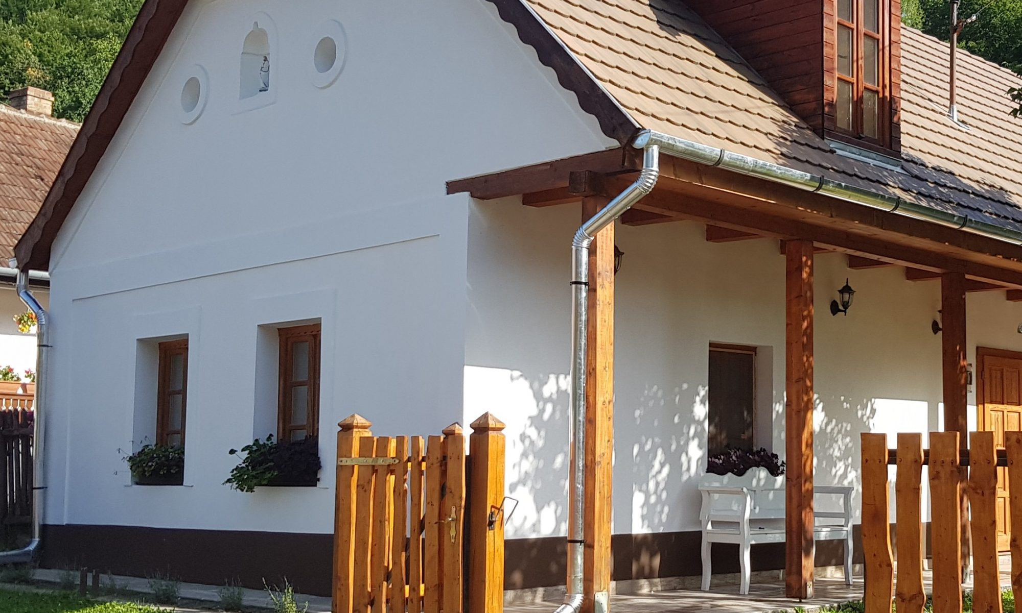 HepeHuta Házikó